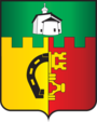 90px-Coat of Arms of Pytalovo Pskov oblast